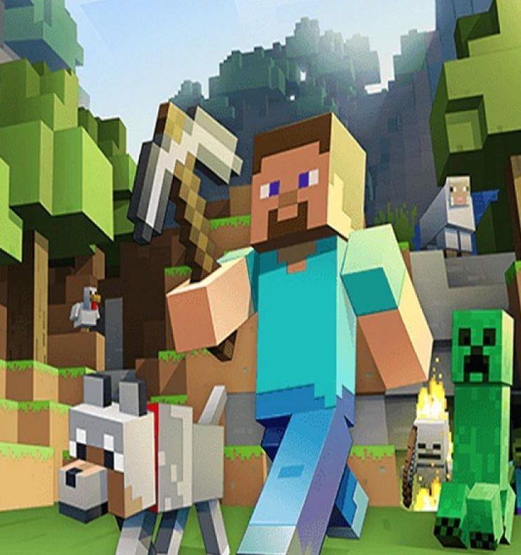"""تنزيل وتحميل """"لعبة ماين كرافت"""" للجوال و الكمبيوتر Minecraft مباشر 2021"""