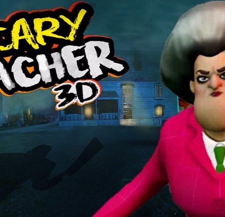 تحميل لعبة المعلمة الشريرة أحدث للكمبيوتر والهاتف المحمول