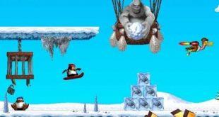 """تحميل وتنزيل """"لعبة البطريق"""" الجديدة Penguin versus Yeti 2021 فى القطب الجنوبي المتجمد برابط مباشر مجانا #للكمبيوتر // الهواتف اندرويد والايفون"""
