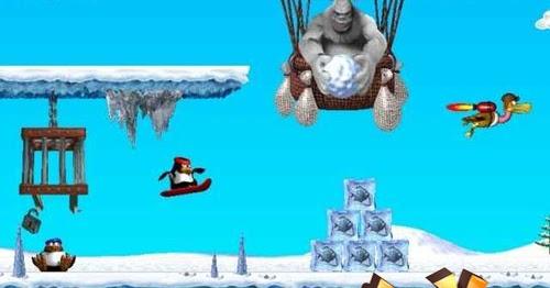 تحميل وتنزيل لعبة البطريق الثلجي الجديدة 2021 فى القطب الجنوبي المتجمد برابط مباشر مجانا #للكمبيوتر // الهواتف اندرويد والايفون
