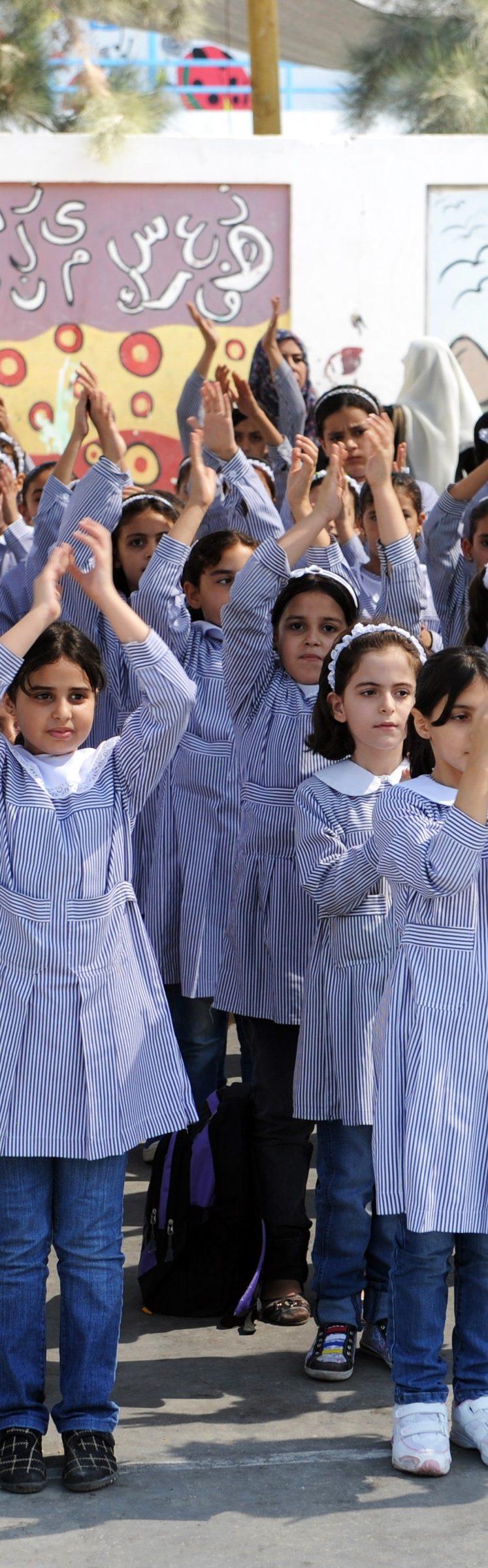 إلغاء إجازتي يوم المرأة العالمي وذكرى الاسراء والمعراج بوكالة الغوث في غزة