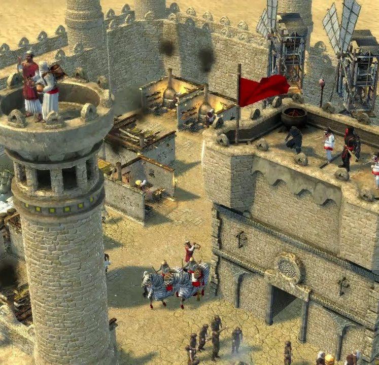تحميل لعبة صلاح الدين 2 كاملة للكمبيوتر والاندرويد